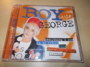 Boy George ‎– Everything I Own (CD)