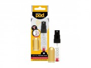 Travalo Perfume Pod Pure Essentials 65sprays - plnitelný flakon na parfém - Gold