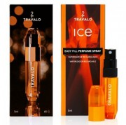 Travalo Ice 5ml - plnitelný flakonek na parfém - Orange