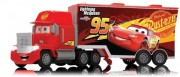 DICKIE RC CARS 3 TURBO MACK TRUCK 46 CM 3 KANÁLY