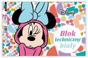 KRESLÍCÍ BLOK A4 DISNEY MINNIE MOUSE