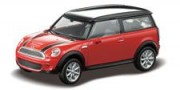 Kovový model auta MINI CLUBMAN 1/43