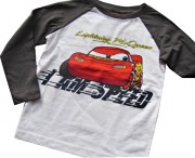 Licenční triko CARS Blesk Mc Queen I am speed