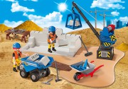 SUPERSET STAVBA playmobil 6144
