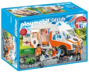 AMBULANCE SE SVĚTLY playmobil 70049
