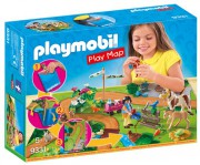 PLAY MAP VÝLET S PONÍKY playmobil 9331
