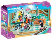 CYKLO & SKATE SHOP playmobil 9402