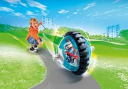 SPEED ROLLER BLUE playmobil 9204