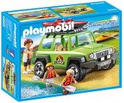 JEEP S KAJAKY playmobil 6889