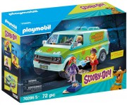 SCOOBY-DOO! Mystery Machine playmobil 70286