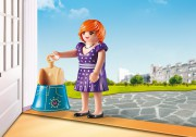 FASHION GIRL - CITY playmobil 6885