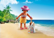 FASHION GIRL - BEACH playmobil 6886