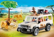 SAFARI AUTO playmobil 6798