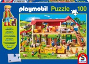 PUZZLE FARMA playmobil