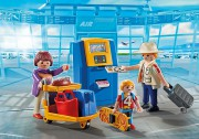 RODINA U CHECK-IN KIOSKU playmobil 5399