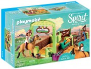 KOŇSKÝ BOX LUCKY & SPIRIT playmobil 9478