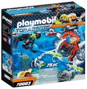 SPY TEAM PONORKA playmobil 70003