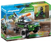 WEEKEND WARRIOR playmobil 70460