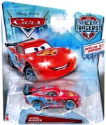 CARS 2 (Auta 2) - Lightning McQueen (Ice Racers)