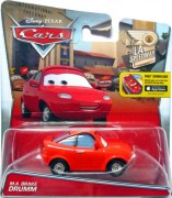 CARS 2 (Auta 2) - M. A. Brake Drumm