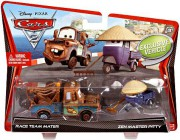 CARS 2 (Auta 2) - Race Team Mater (Burák)  +  Zen Master Pitty
