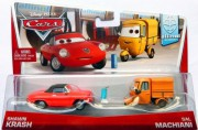CARS 2 (Auta 2) - Shawn Krash  +  Sal Machiani