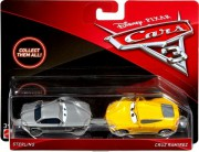 CARS 3 (Auta 3) - Sterling  +  Cruz Ramirez (Cruz Ramirézová) NEW