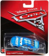 CARS 3 (Auta 3) - Dud Throttleman NEW