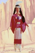 BARBIE Native American - Third Edition (třetí série - rok 1994)