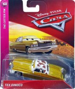 CARS 3 (Auta 3) - Tex Dinoco NEW