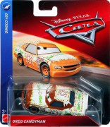CARS 3 (Auta 3) - Greg Candyman No. 101