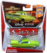 CARS 2 (Auta 2) - Ramone Body Shop