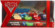 CARS 2 (Auta 2) - Racing 4pack - Jeff  +  Carla  +  McQueen  +  Max