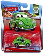 CARS 2 (Auta 2) - Cruz Besouro