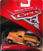 CARS 3 (Auta 3) - Smokey (Čmoudík) - Long Variant