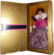 BARBIE Winter Rhapsody Brunette 2nd edition (Zimní Rapsodie - brunetka)