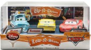 CARS (Auta) - 3pack Low and Slow Set - Burák,  Blesk,  Ramone
