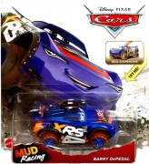 CARS 3 (Auta 3) - Barry DePedal Nr. 64 - XRS Mud Racing