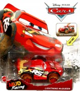 CARS 3 (Auta 3) - Lightning McQueen Nr. 95 - XRS Mud Racing