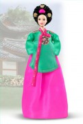 BARBIE Princess of the Korean Court