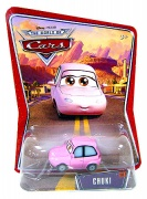 CARS (Auta) - Chuki - THE WORLD OF CARS