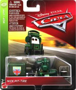 CARS 3 (Auta 3) - Nick Pit-Tire