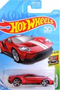 HOT WHEELS - 17 Ford GT