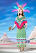 BARBIE Princess of Ancient Mexico