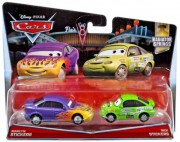 CARS 2 (Auta 2) - Marilyn Stickers  +  Nick Stickers