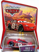 CARS (Auta) - Dale Earnhardt Junior 8 THE WORLD OF CARS