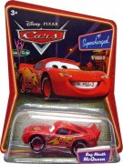CARS (Auta) - Bug Mouth McQueen (Blesk s mouchami na zubech) SUPERCHARGED