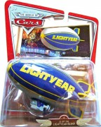 CARS (Auta) Deluxe - Al Oft the Lightyear Blimp - The World of Cars