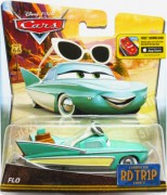 CARS 2 (Auta 2) - Flo Road Trip