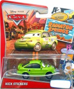 CARS (Auta) - Nick Stickers - Radiator Springs